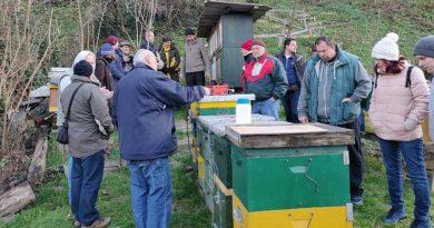 Praktični radovi na PDZ pčelinjaku